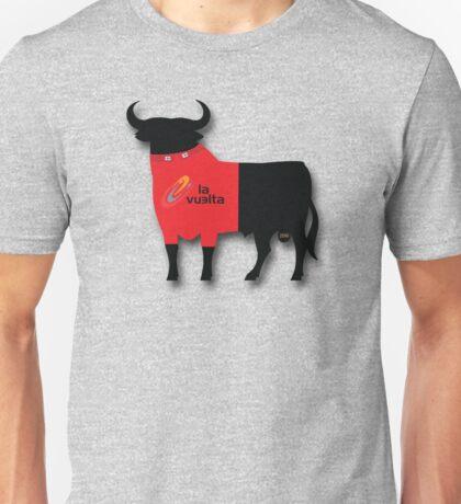 Vuelta a Espana Bull Tee Unisex T-Shirt