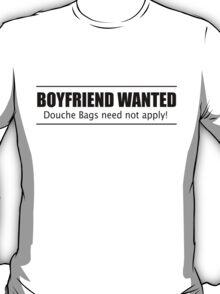 Boyfriend Wanted T-Shirt