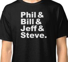 Nike names (white) Classic T-Shirt