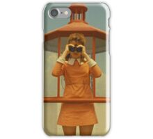 Moonrise Kingdom casttle iPhone Case/Skin