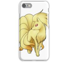 Ninetales (Fire) iPhone Case/Skin