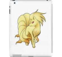 Ninetales (Fire) iPad Case/Skin