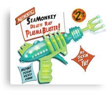 SeaMonkey Ray Gun Canvas Print