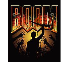 Boomstick Photographic Print