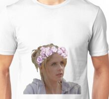 Buffy Summers - Flower Crown Unisex T-Shirt