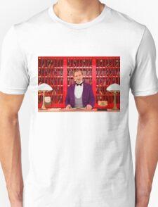 Great budapest hotel consierge Unisex T-Shirt