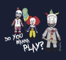Do You Wanna Play? Kids Tee