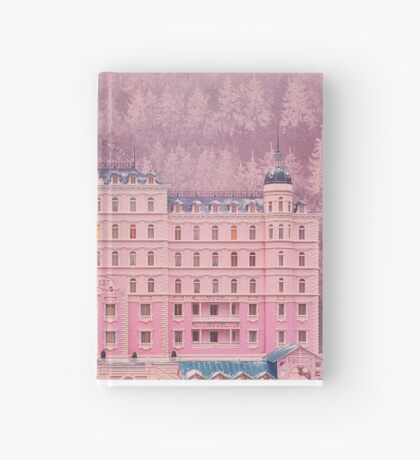 Great budapest hotel2 Hardcover Journal