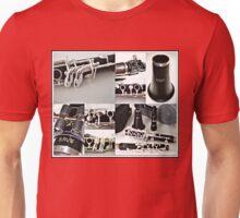 Clarinet Bliss - Command Performance Unisex T-Shirt