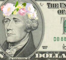 The Ten Dollar Flower Father Sticker