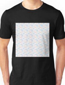 Koi and Swallow Pattern Unisex T-Shirt