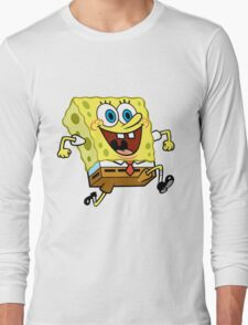 Sponge Bob Long Sleeve T-Shirt