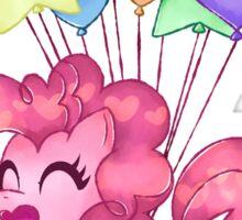 Pinkie Pie Style  Sticker