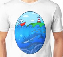 Nautical Unisex T-Shirt