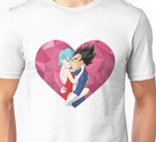 vegeta bulma, vegebul heart   Unisex T-Shirt