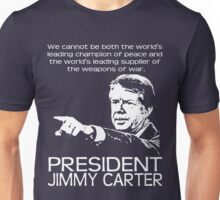 JIMMY CARTER-4 Unisex T-Shirt