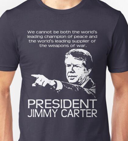 JIMMY CARTER-4 Unisex T-Shirt