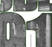 Dublin Ireland 1916 GPO Sticker