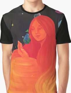 Sun goddess Graphic T-Shirt