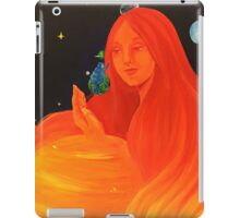Sun goddess iPad Case/Skin
