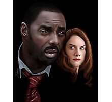 Luther & Alice Photographic Print