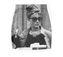 Breakfast at Tiffany's Mini Skirt
