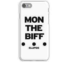 Biffy Clyro - Mon The Biff iPhone Case/Skin