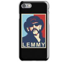 lemmy kilmister iPhone Case/Skin