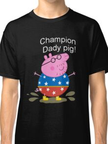 Champion Daddy  Classic T-Shirt