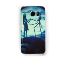 The nigtmare before christmas Samsung Galaxy Case/Skin