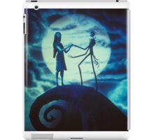 The nigtmare before christmas iPad Case/Skin