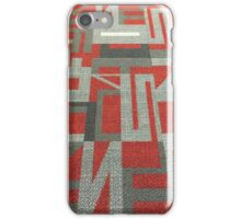 Tilted Puzzle iPhone Case/Skin