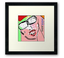 heavy hitters and golden slippers, losers winners moonbeams and ashcan heroes 6 Framed Print