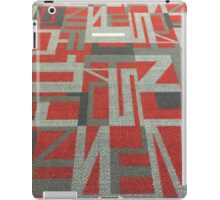 Tilted Puzzle iPad Case/Skin