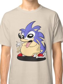 Sanic the Hergehorg Classic T-Shirt