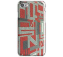 Tilted Puzzle II iPhone Case/Skin
