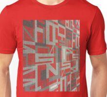 Tilted Puzzle II Unisex T-Shirt