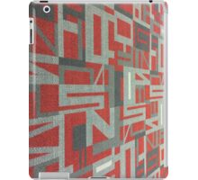 Tilted Puzzle II iPad Case/Skin