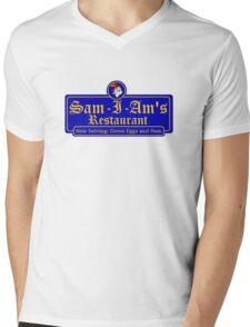 sam i am Mens V-Neck T-Shirt