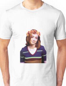 Willow Rosenberg - Flower Crown Unisex T-Shirt