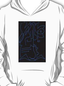 After Picasso -  Uno T-Shirt