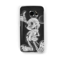 Mickey mouse skeleton Samsung Galaxy Case/Skin