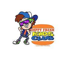 Dippy Fresh Kids Club  Photographic Print