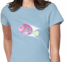 Scales Womens Fitted T-Shirt