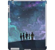 Team Voltron iPad Case/Skin