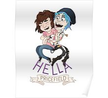 Hella Pricefield Poster