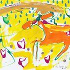 Horse Show by John Douglas
