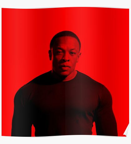 Dr. Dre - Celebrity (Square) Poster