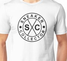 Sneaker Collector - Black Unisex T-Shirt