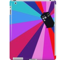 through space and time iPad Case/Skin